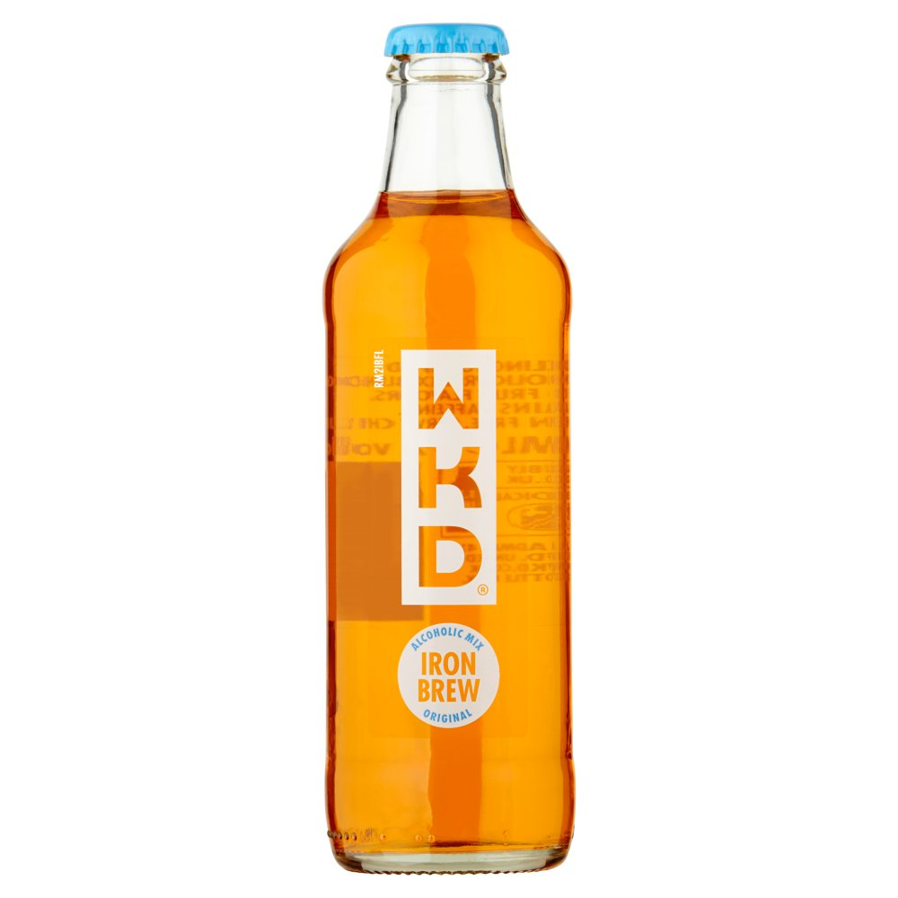 Wkd Iron Brew 4% 275ml