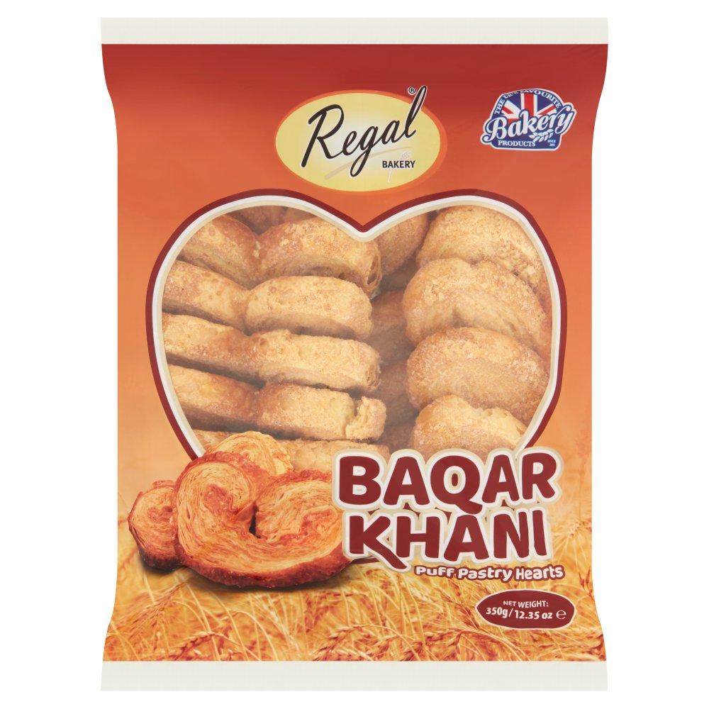 Regal Bakery Baqar Khani 350g