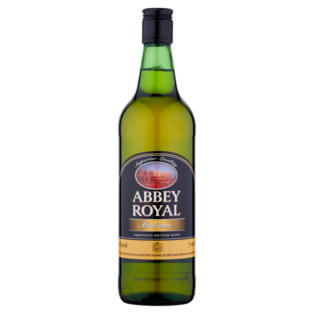 Abbey Royal Medium 70cl