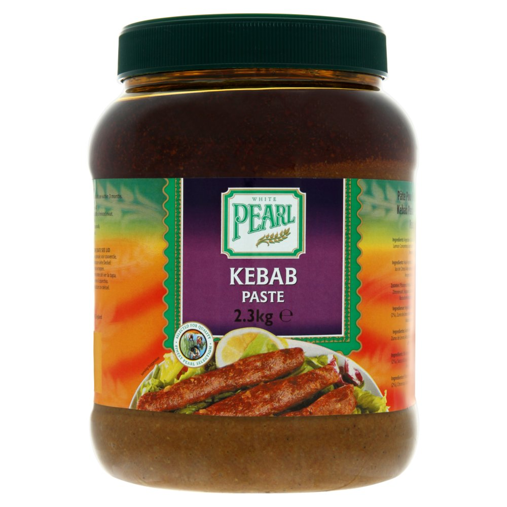 White Pearl Kebab Paste 2.3Kg