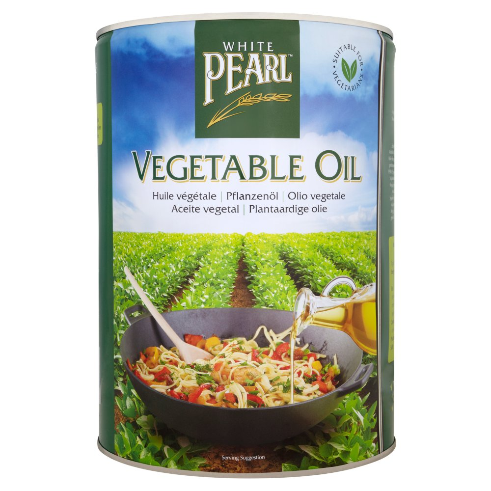 White Pearl Vegetable Oil 20 Litres
