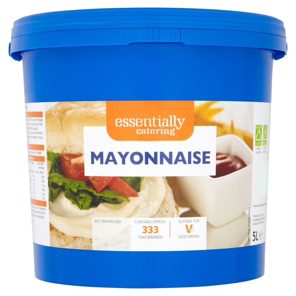 Essentially Catering Mayonnaise