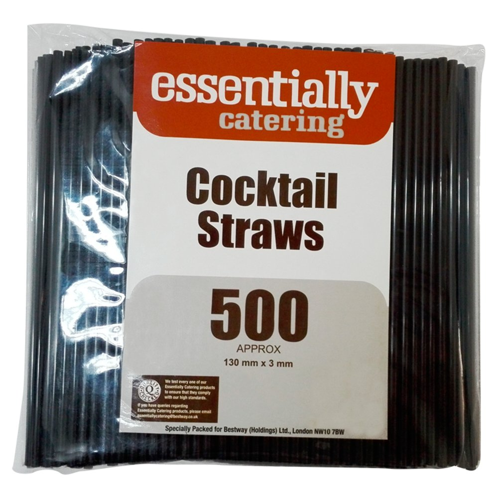 Essentially Catering Cocktail Straws