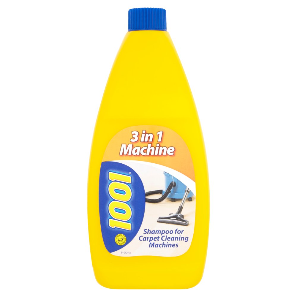 1001 3In1 Carpet Cleaner 500ml