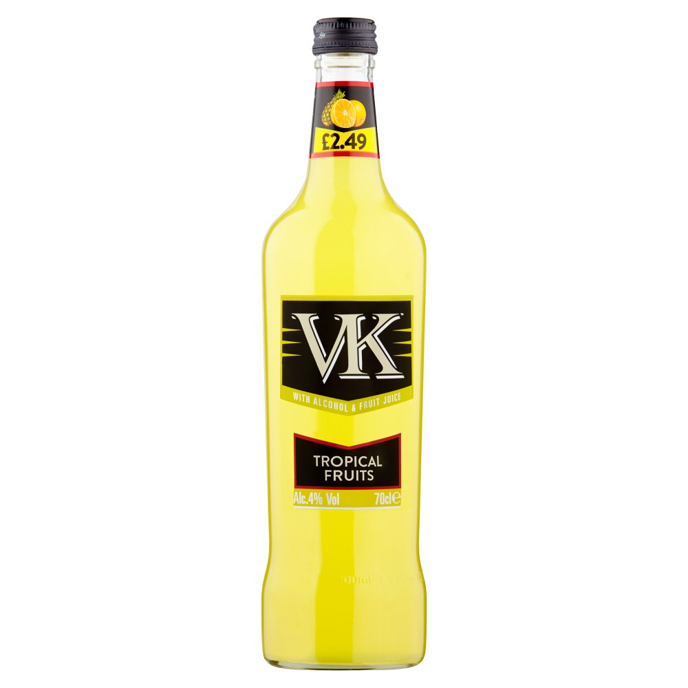 Vk Tropical Fruits £2.49