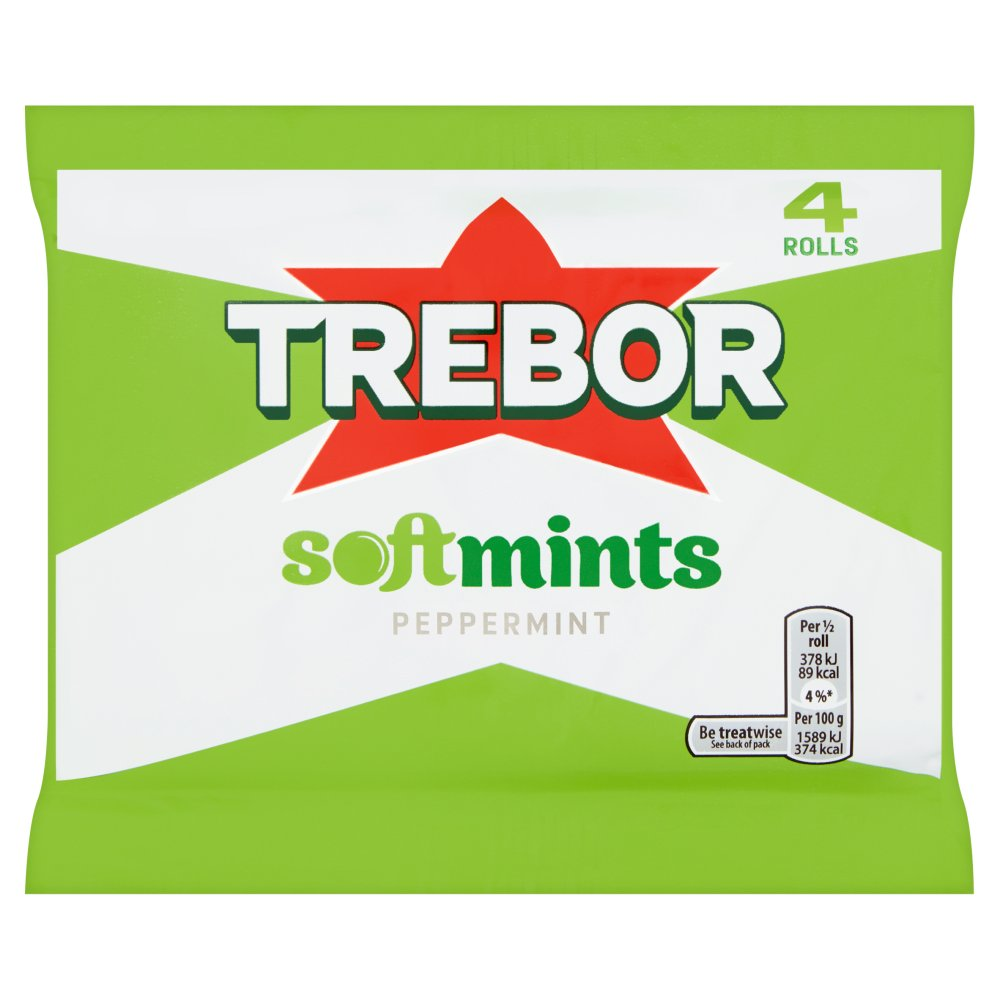 Trebor Softmint Peppermint
