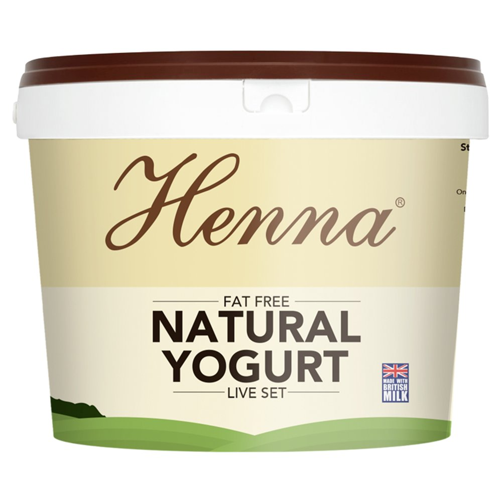 Henna Natural Live Set Yogurt 10kg