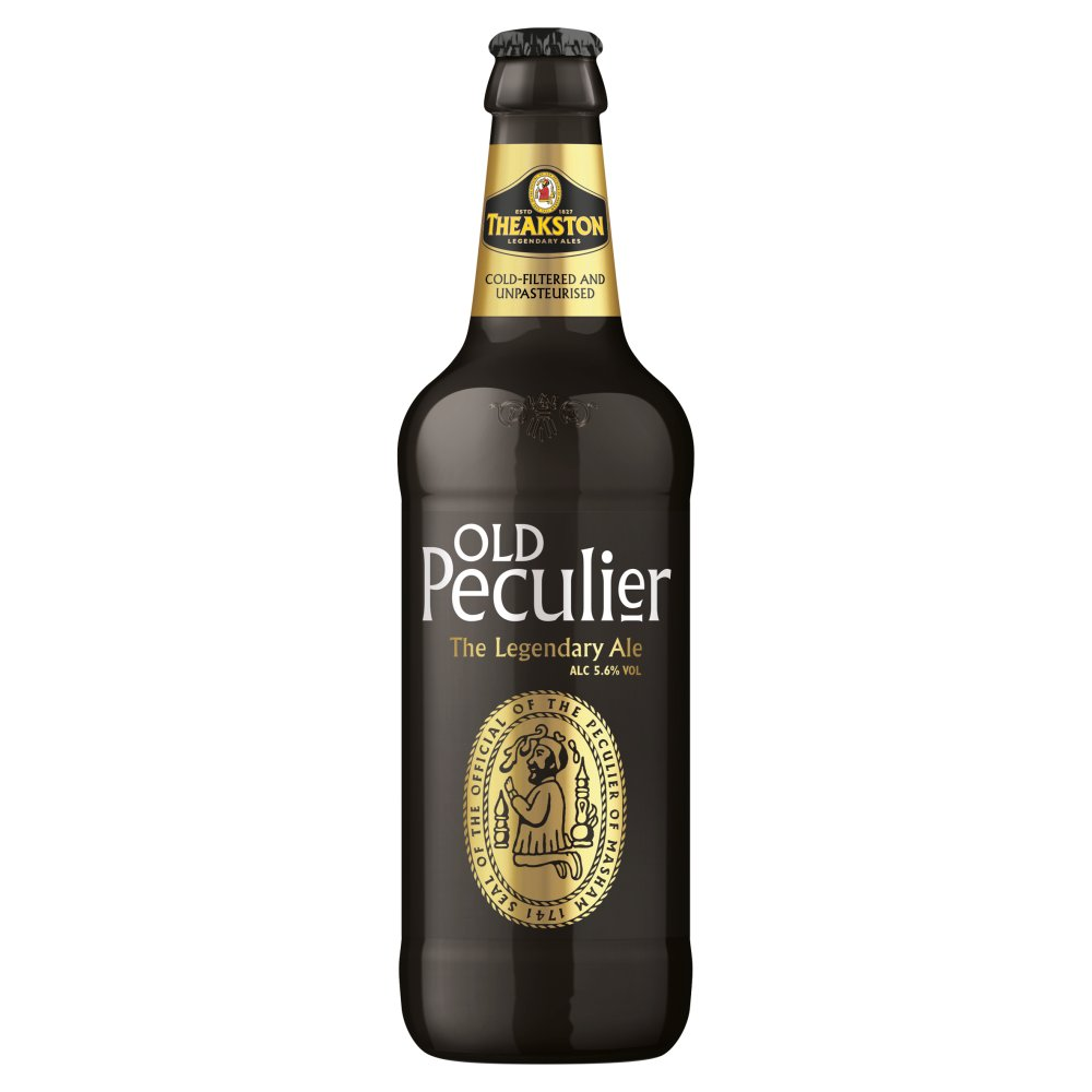 Theakstons Old Peculier The Legendary Ale 500ml Bottle