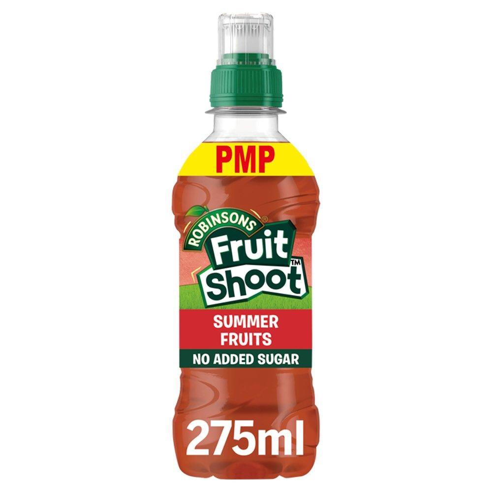 Fruit Shoot Summer Fruits Kids Juice Drink PMP 275ml