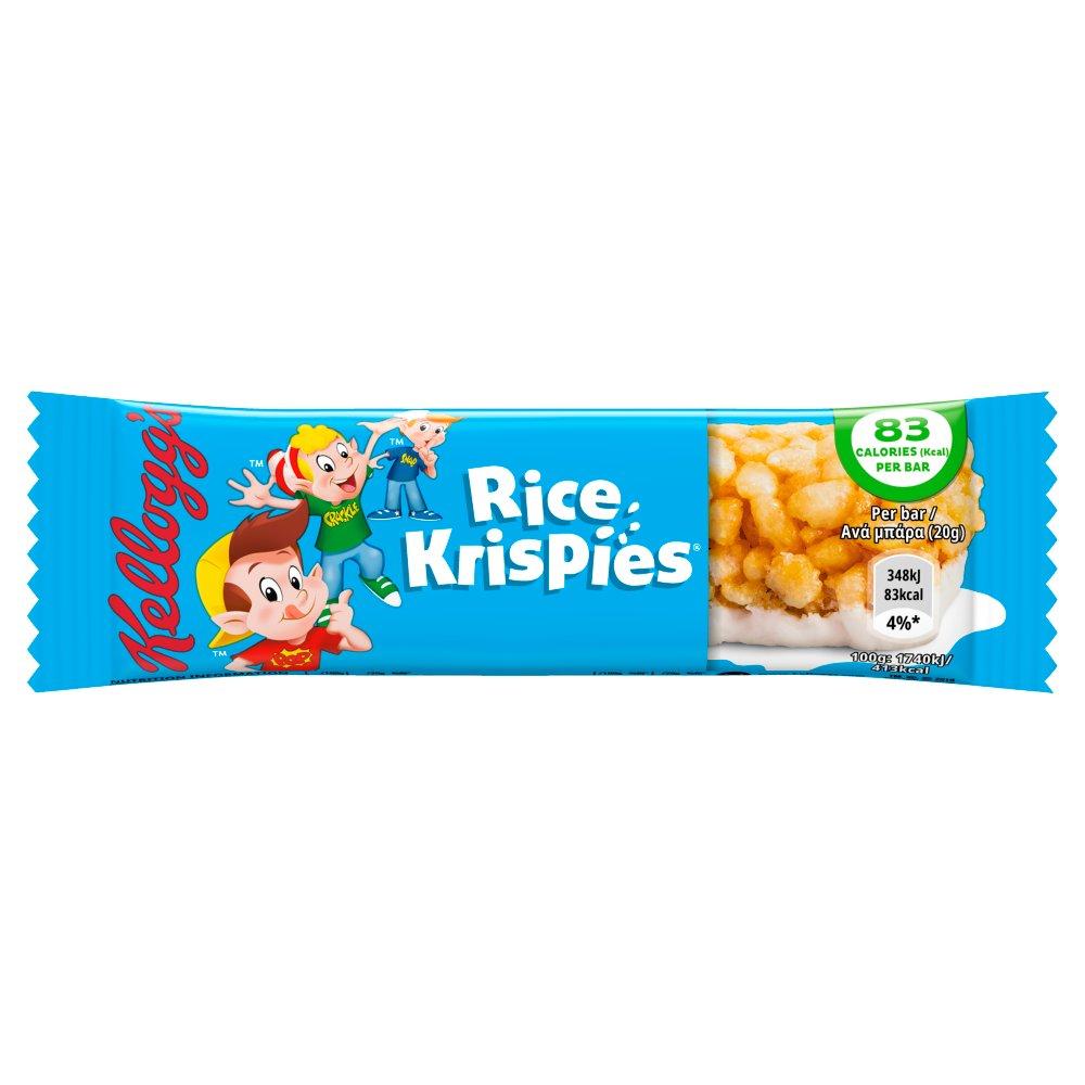 Kellogg's Rice Krispies Bars 25 x 20g (500g)