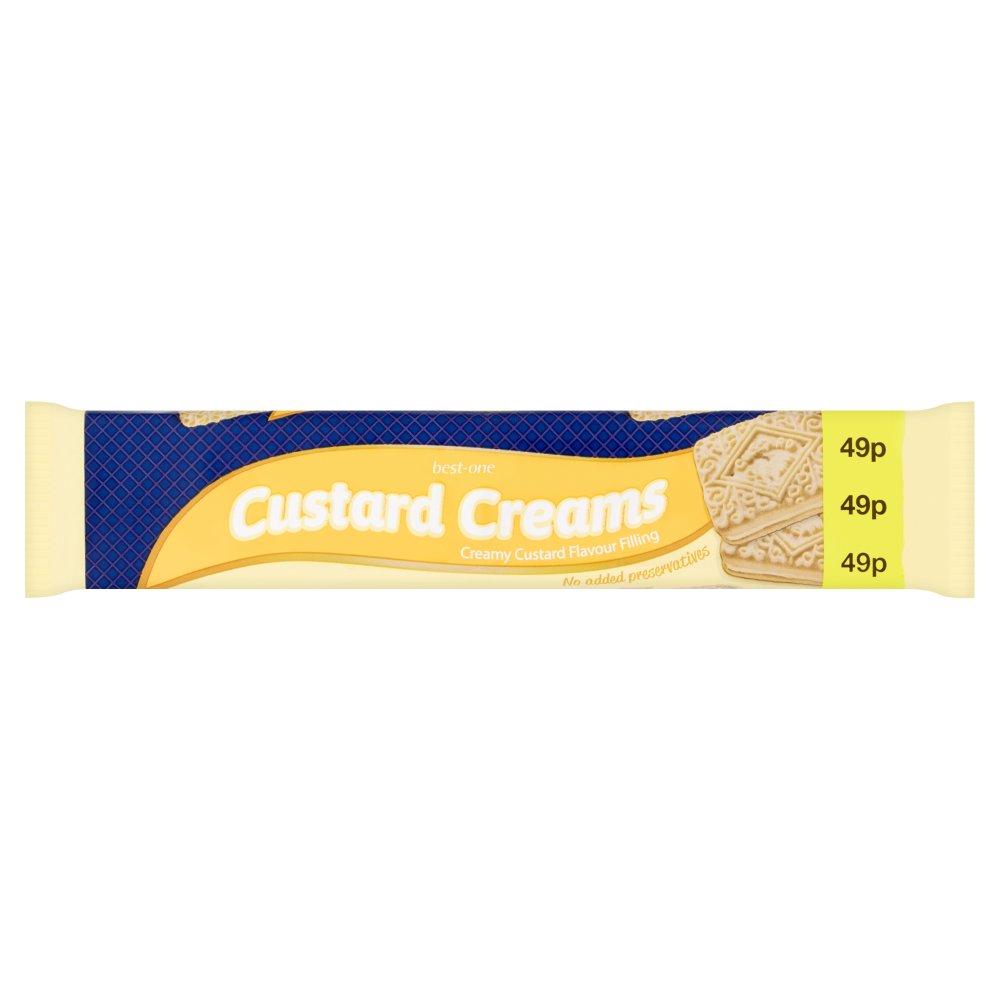 Best-One Custard Creams 150g