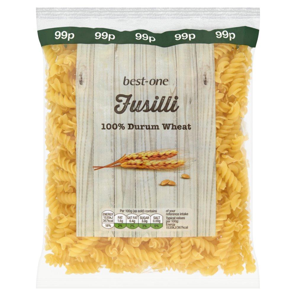 Best-One Fusilli 500g