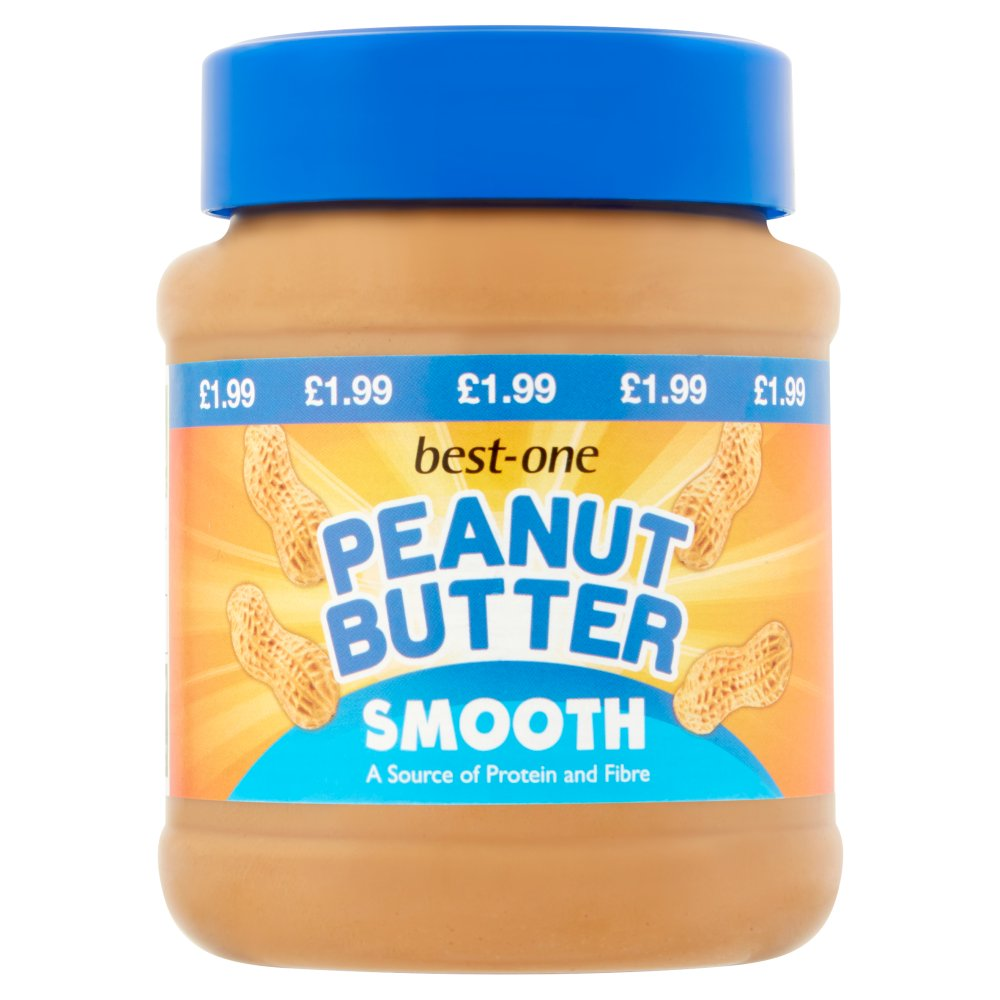 Best-One Smooth Peanut Butter 340g