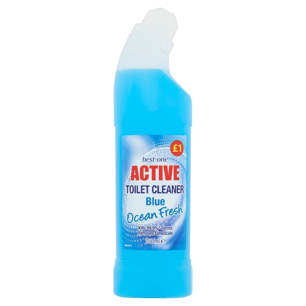 Best-One Active Toilet Cleaner Blue Ocean Fresh 750ml