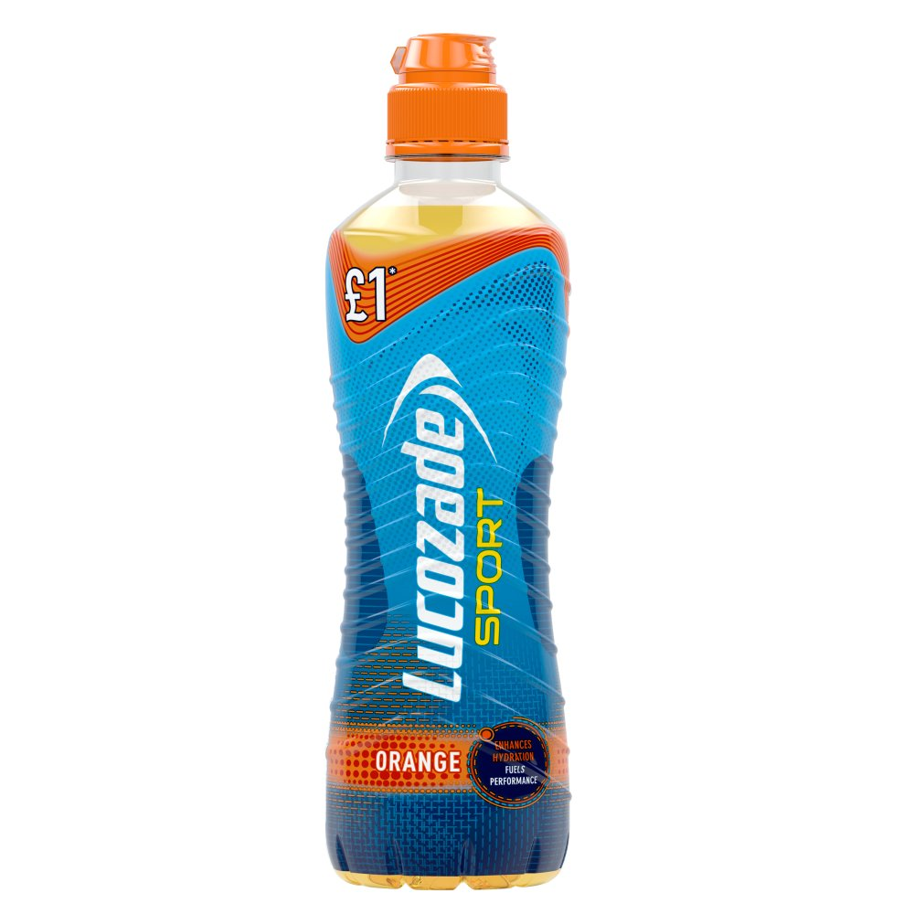 Lucozade Sport Orange 500ml £1 PMP