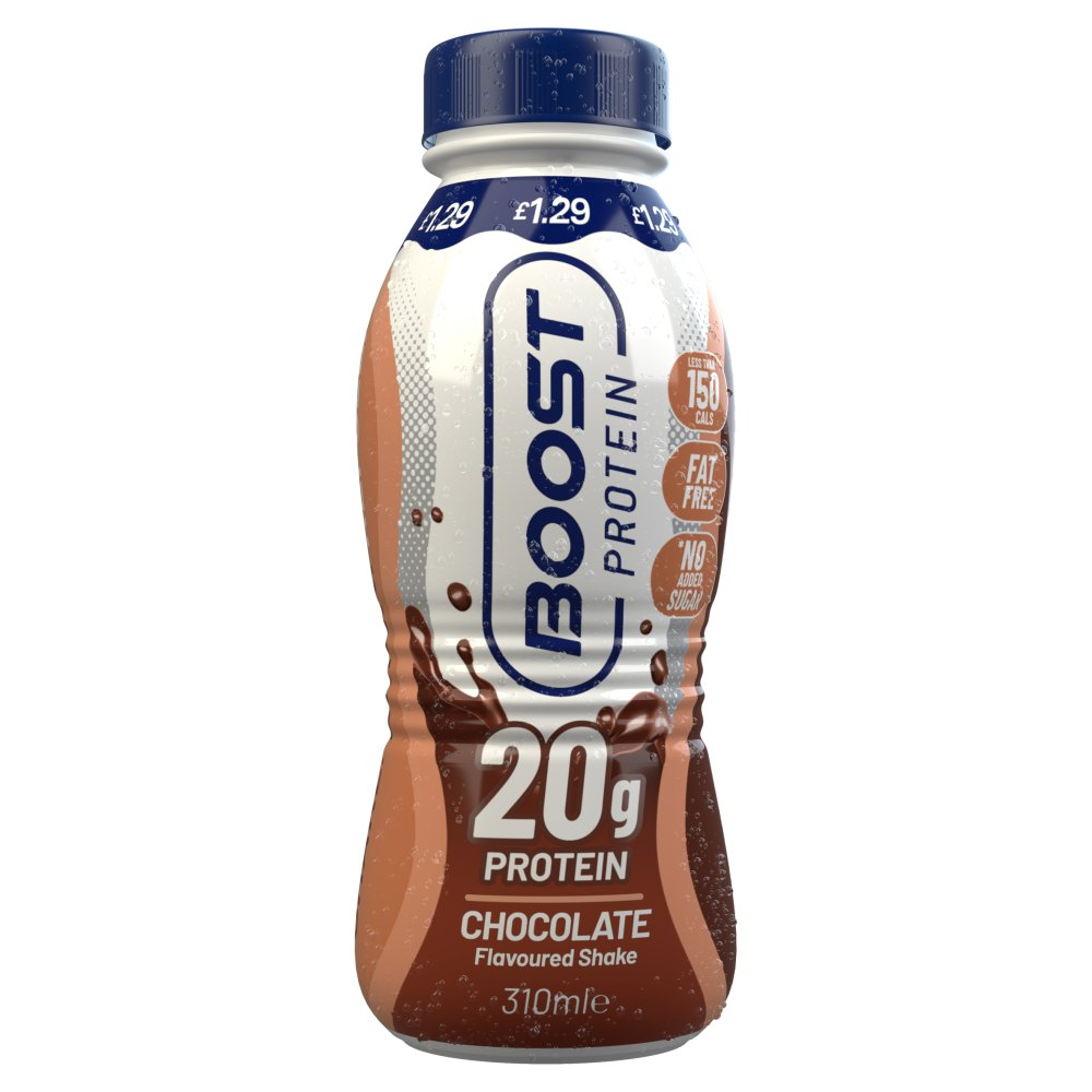 Boost Protein Chocolate £1.29