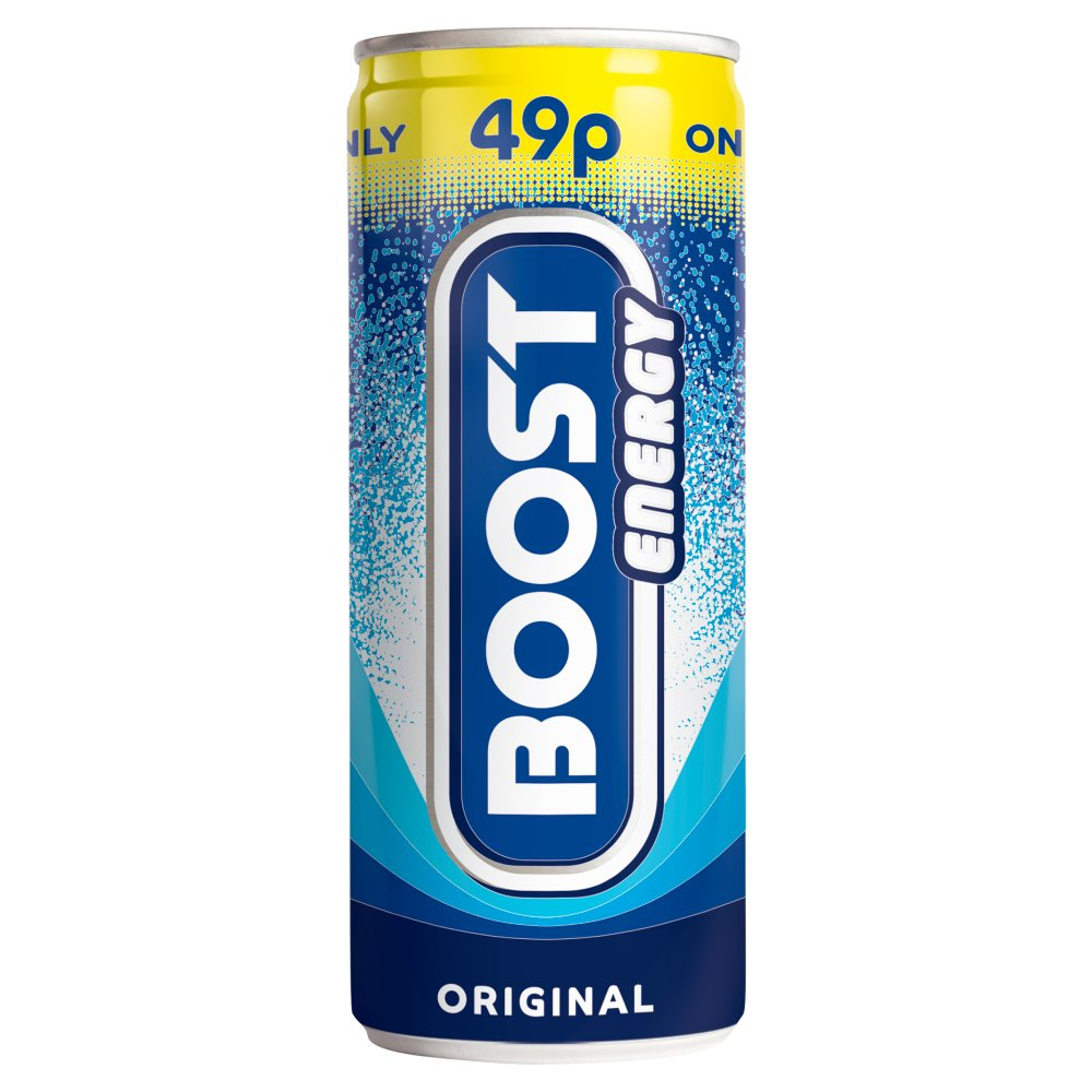 Boost Energy Original 250ml