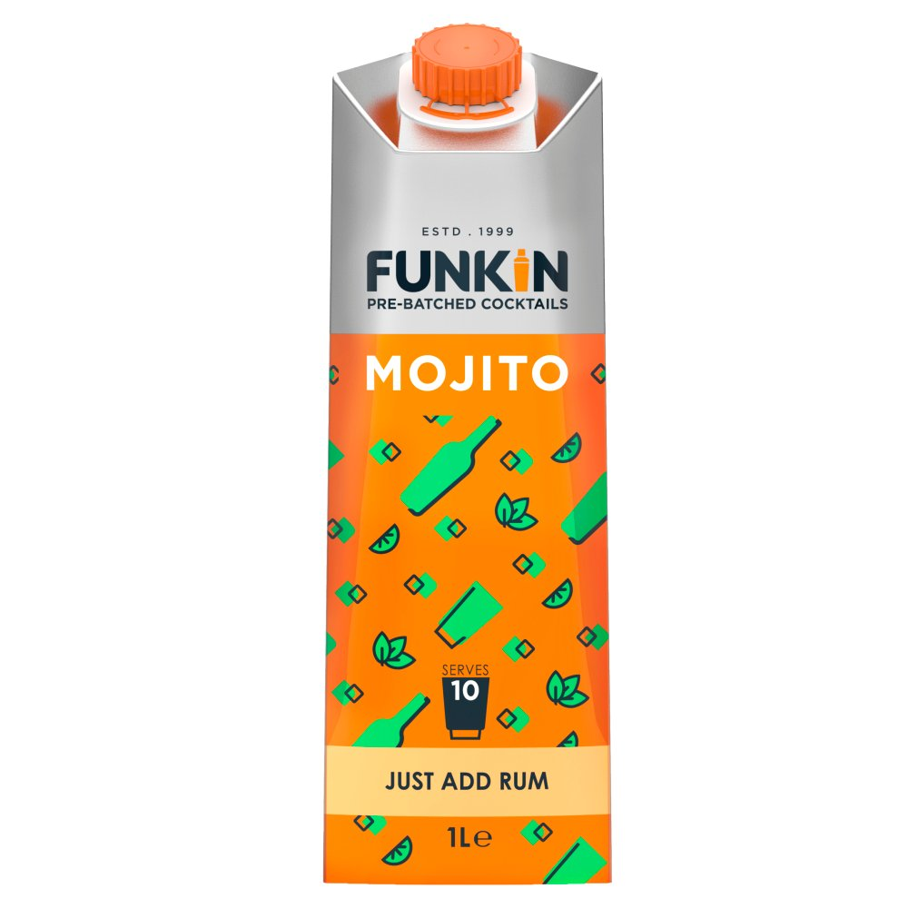 Funkin Cocktail Mixer Mojito 1L