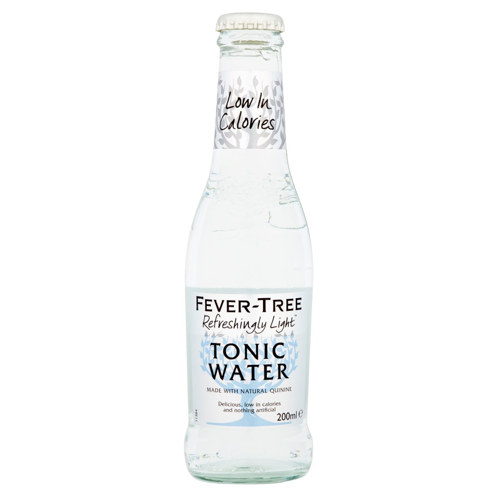 Fever-Tree Refreshingly Light Tonic Water 200ml