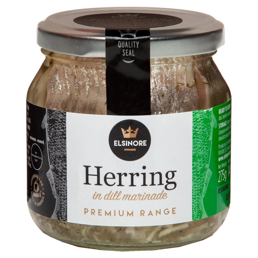 Elsinore Herrings Dill