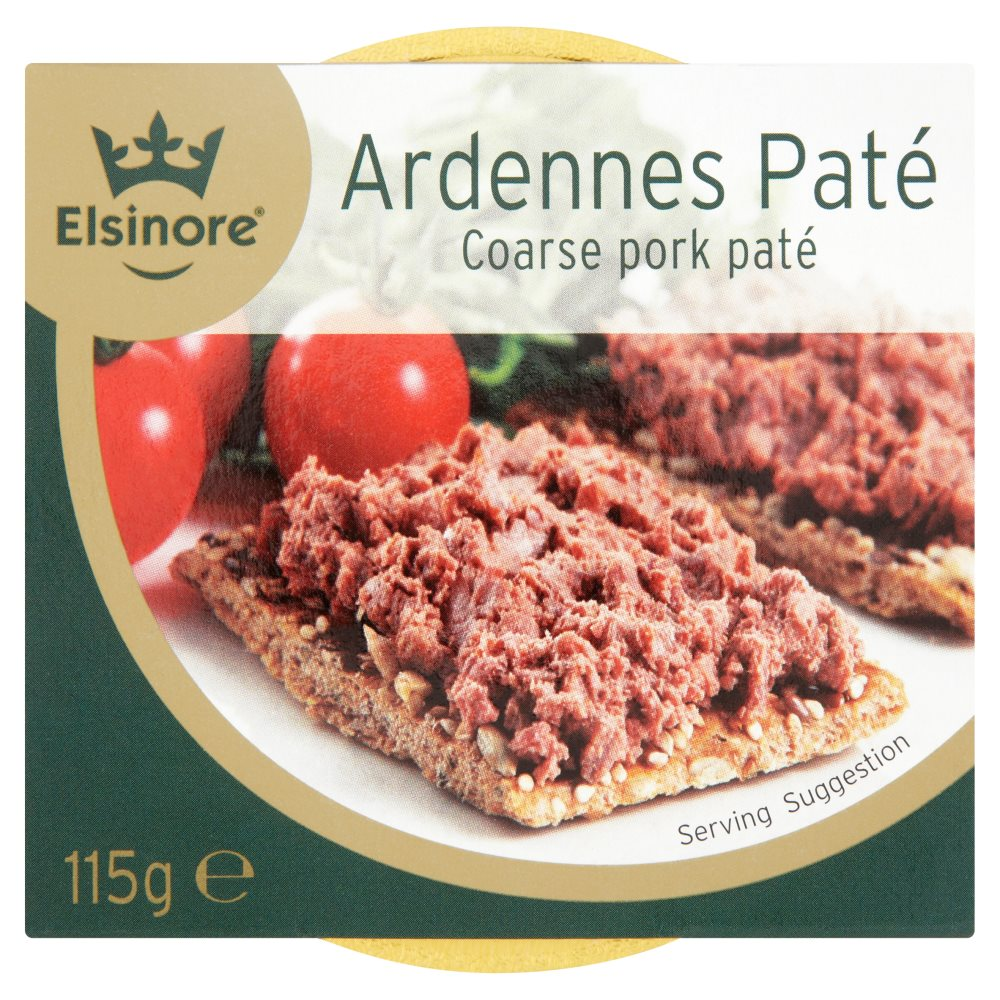 Elsinore Ardennes Pate