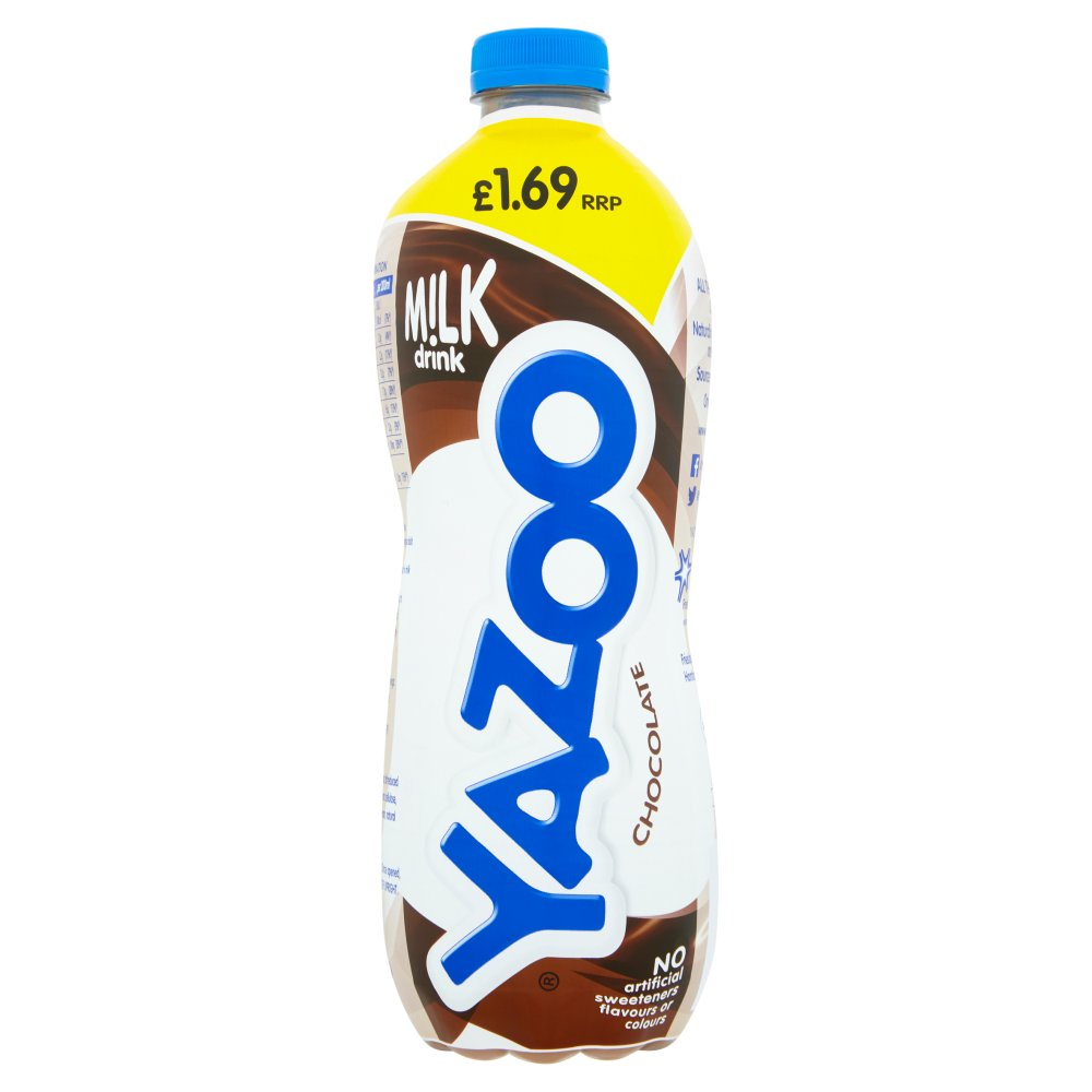 Yazoo Chocolate Milk Drink 1L