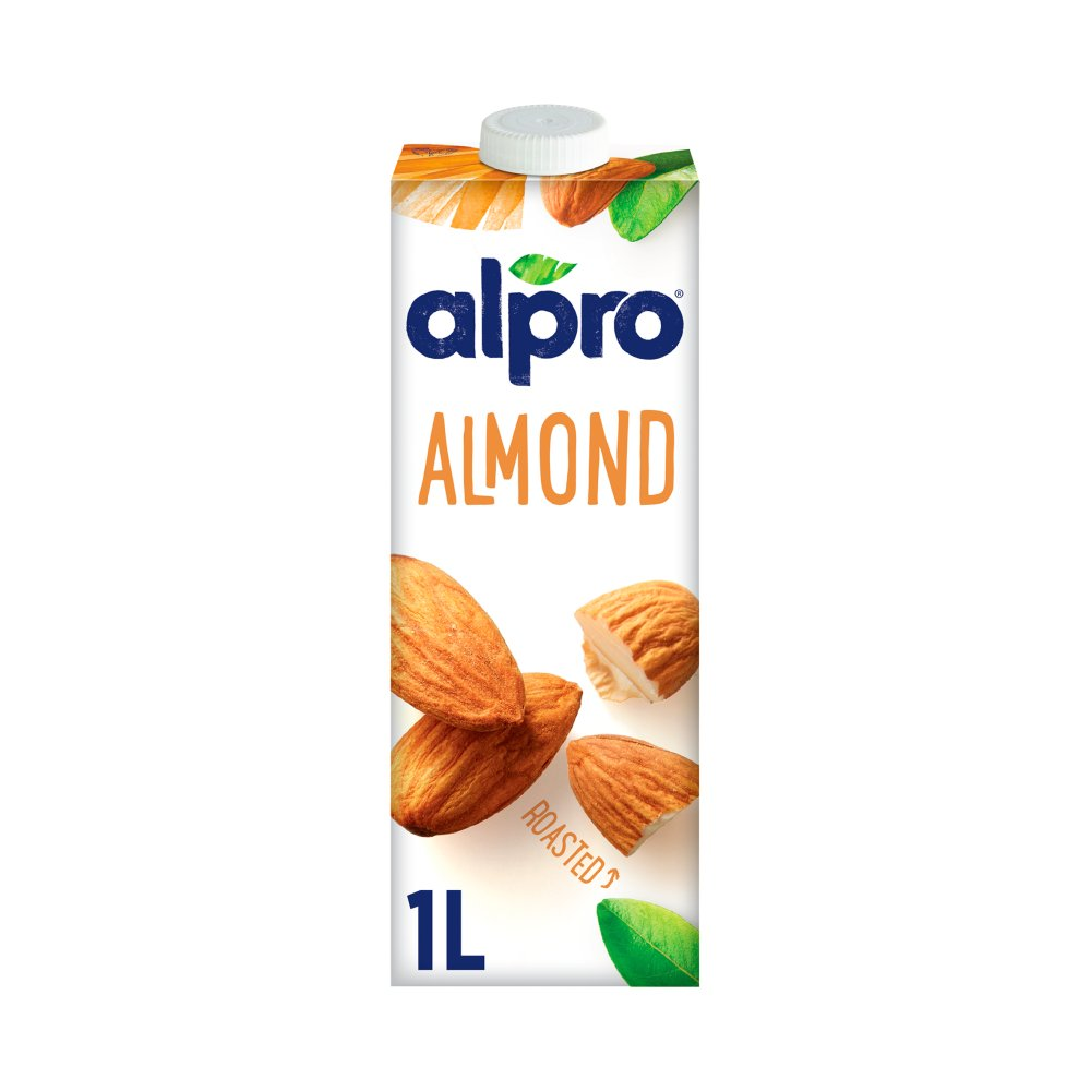 Alpro Almond Long Life Drink 1L