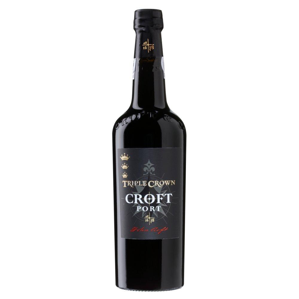 Triple Crown Croft Port 75cl