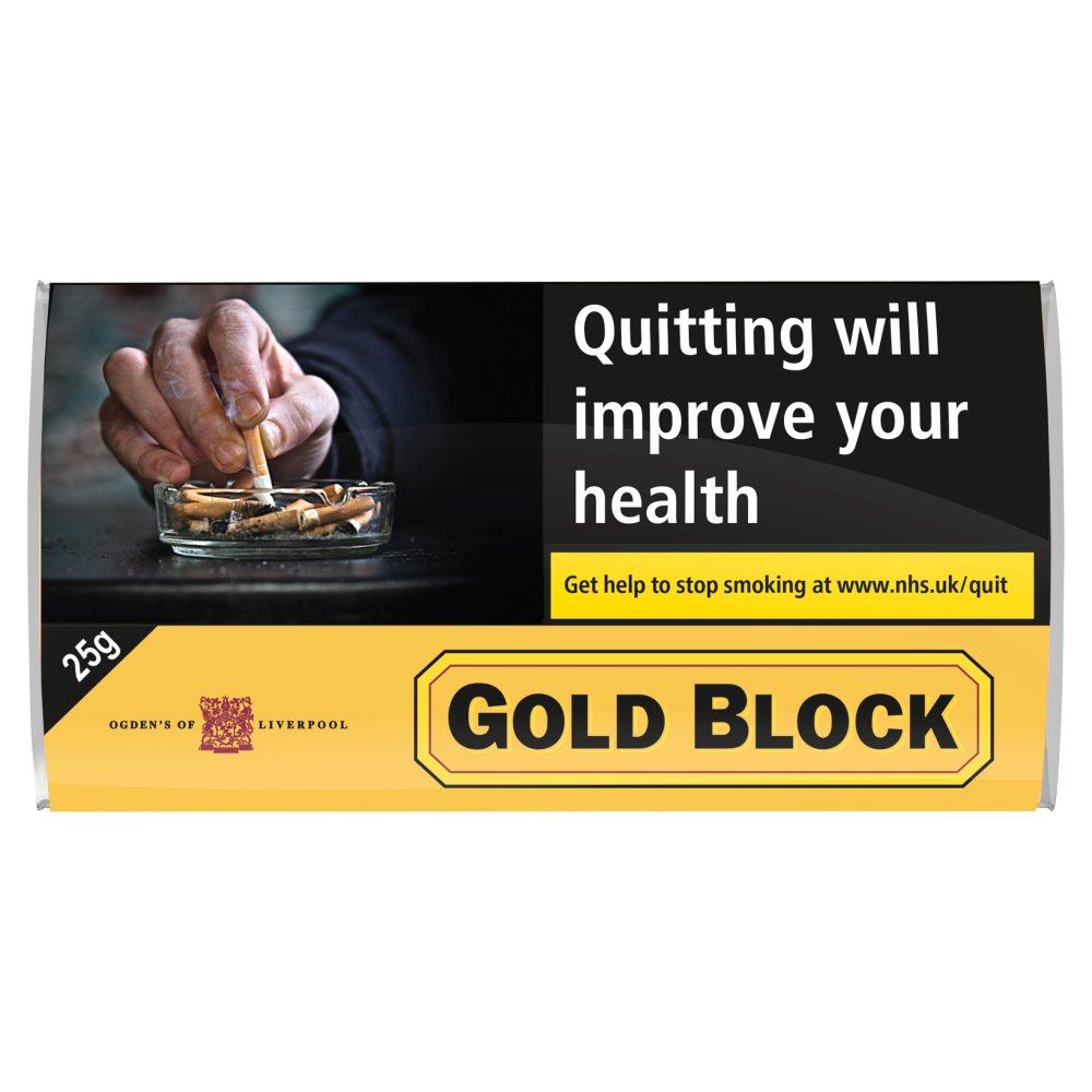 Gold Block 25 G