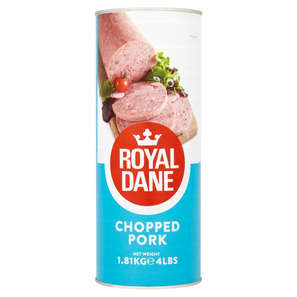 Royal Dane Chopped Pork 1.81kg