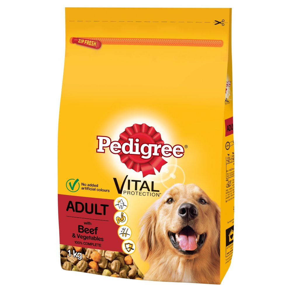 Pedigree Complete Beef PM £2.59
