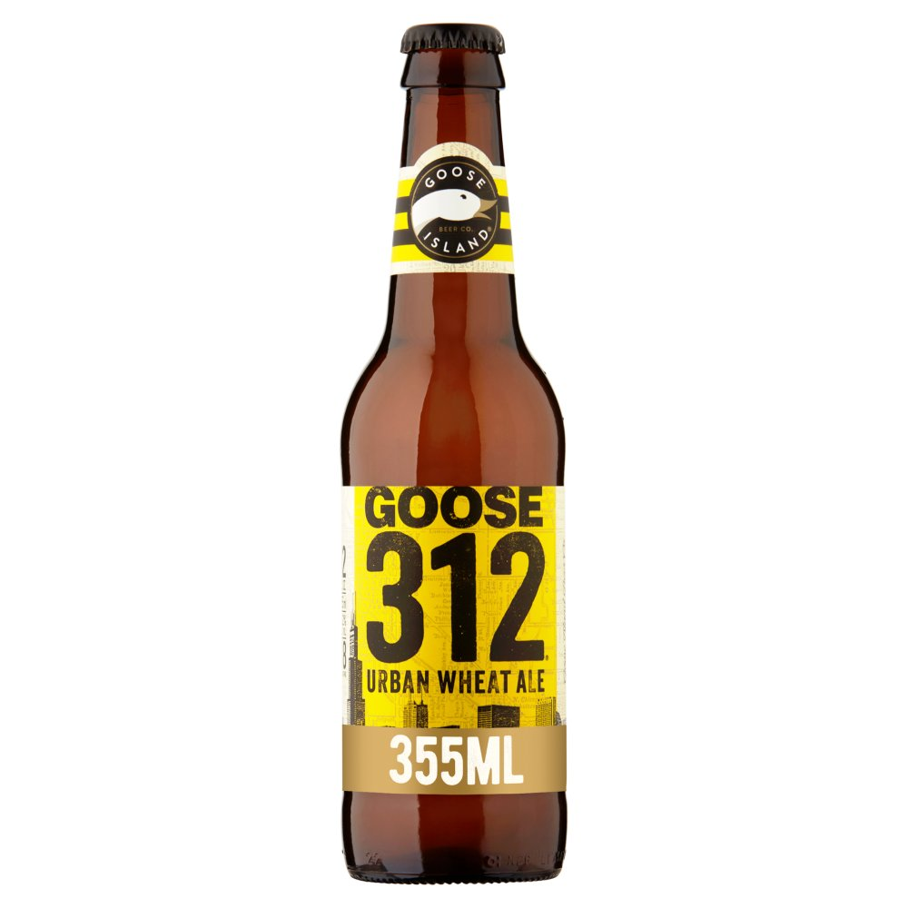 Goose Island 312 Urban Wheat Ale Beer Bottle 355ml