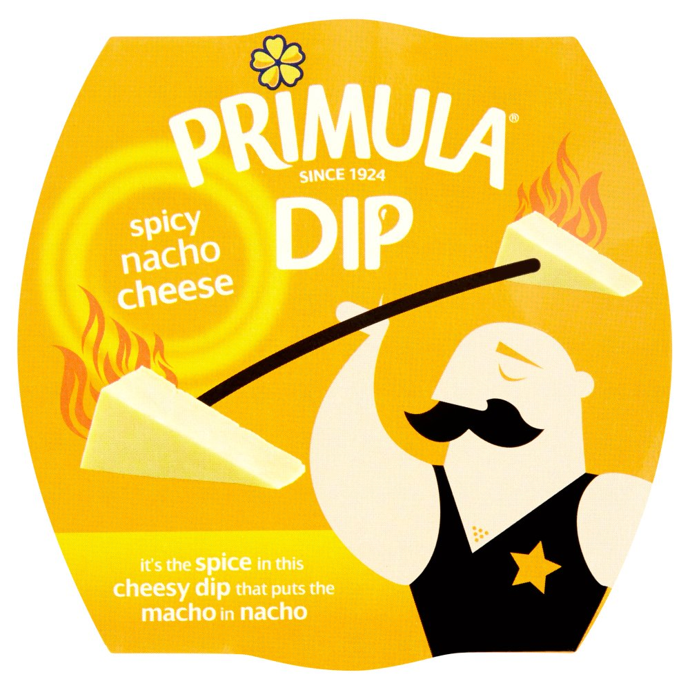 Primula Spicy Nacho Cheese Dip 170g