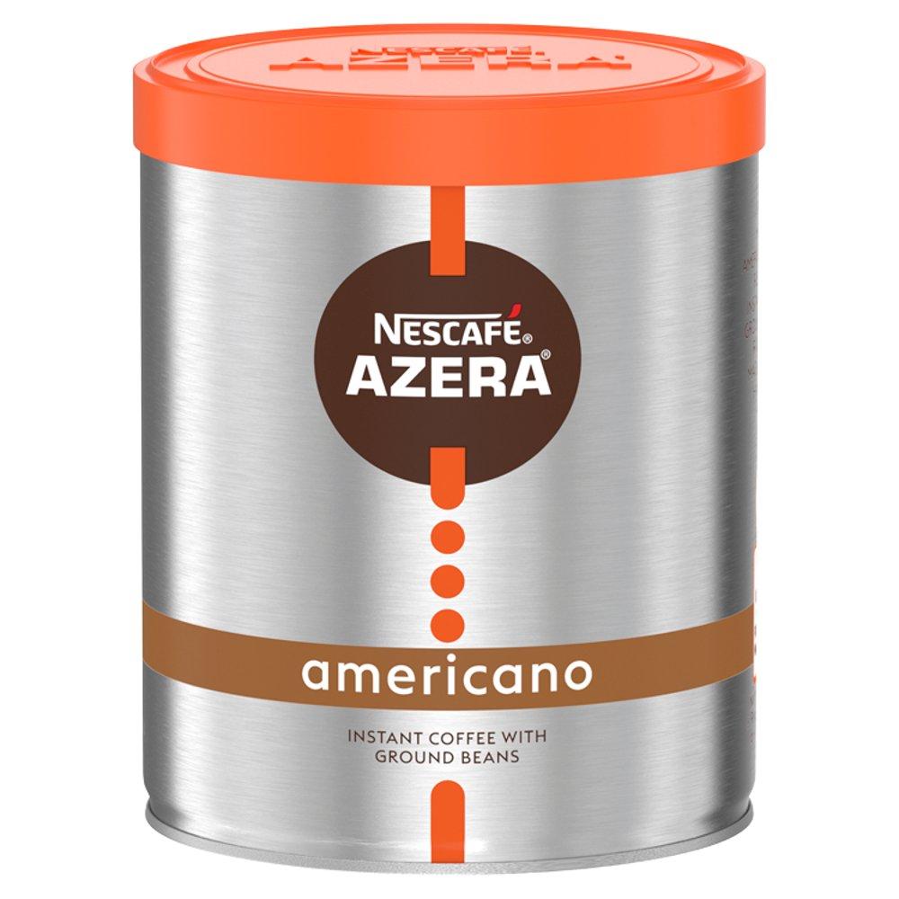 Nescafé Azera Americano Barista Style Instant Coffee with Finely Ground Coffee 60g
