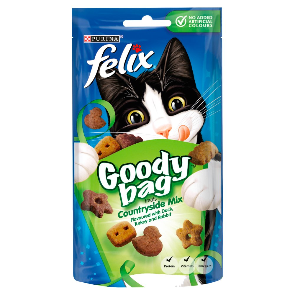 Felix Goody Bag Country Side Mix