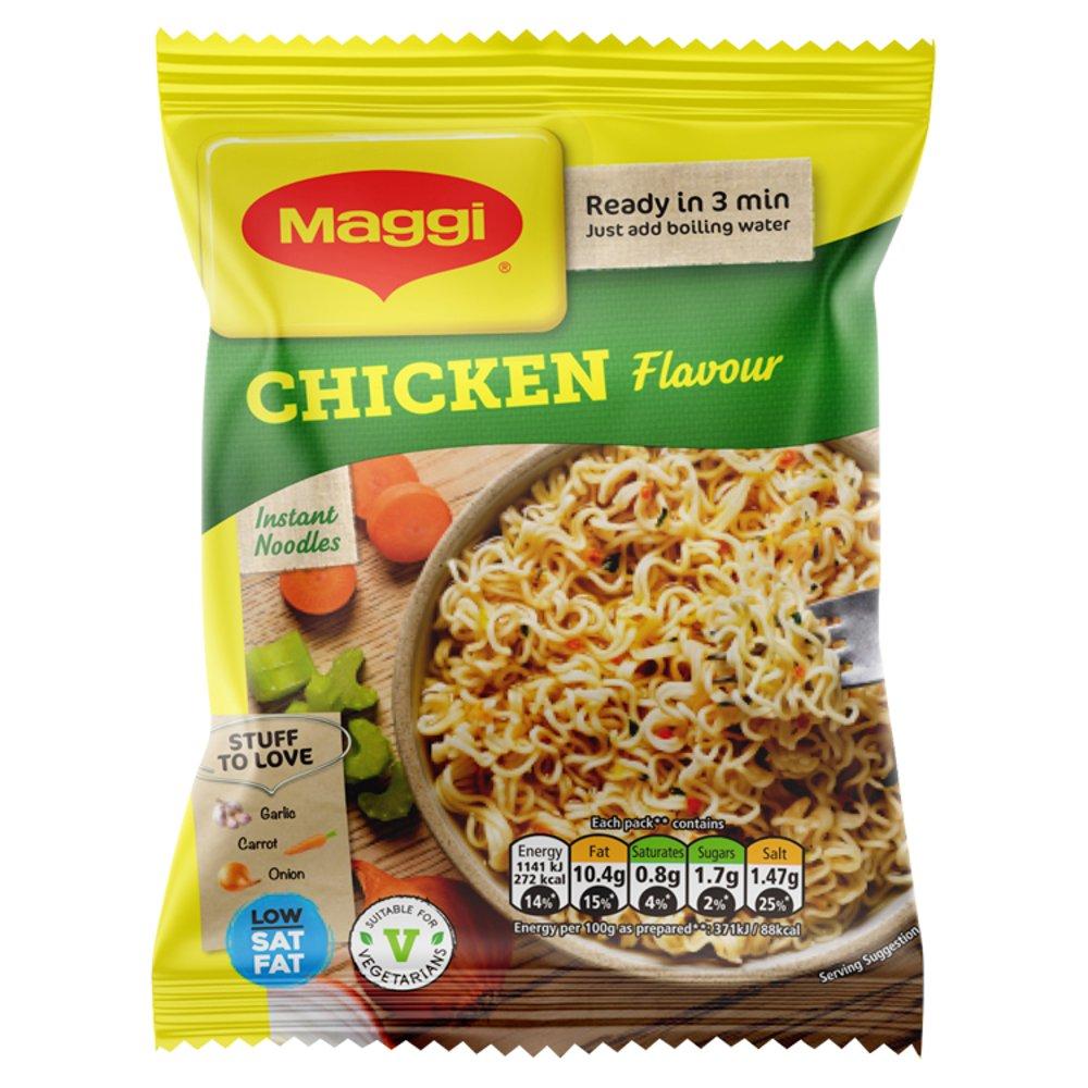 Maggi Instant Noodles Chicken Flavour 59g