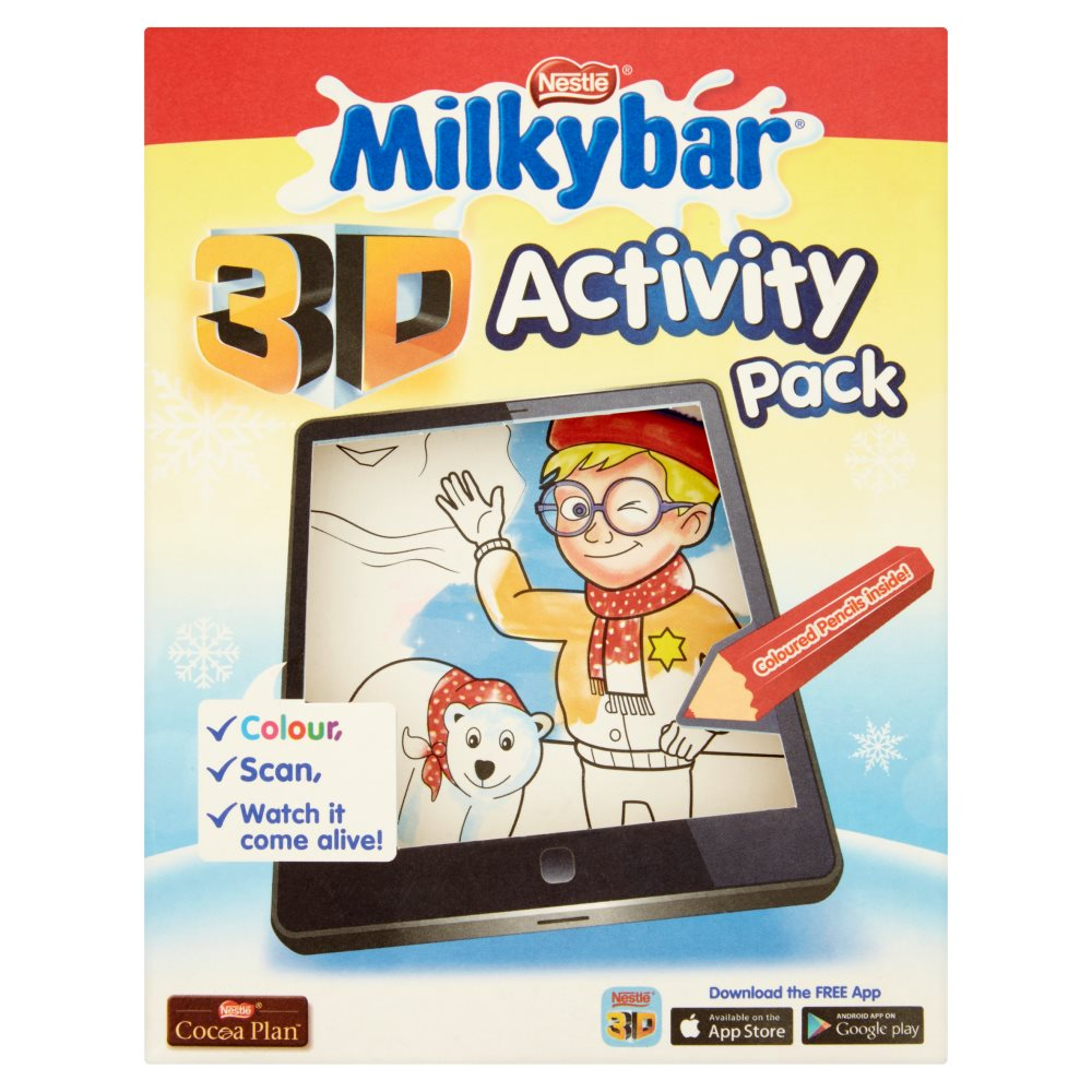 Milkybar Discovery Pack