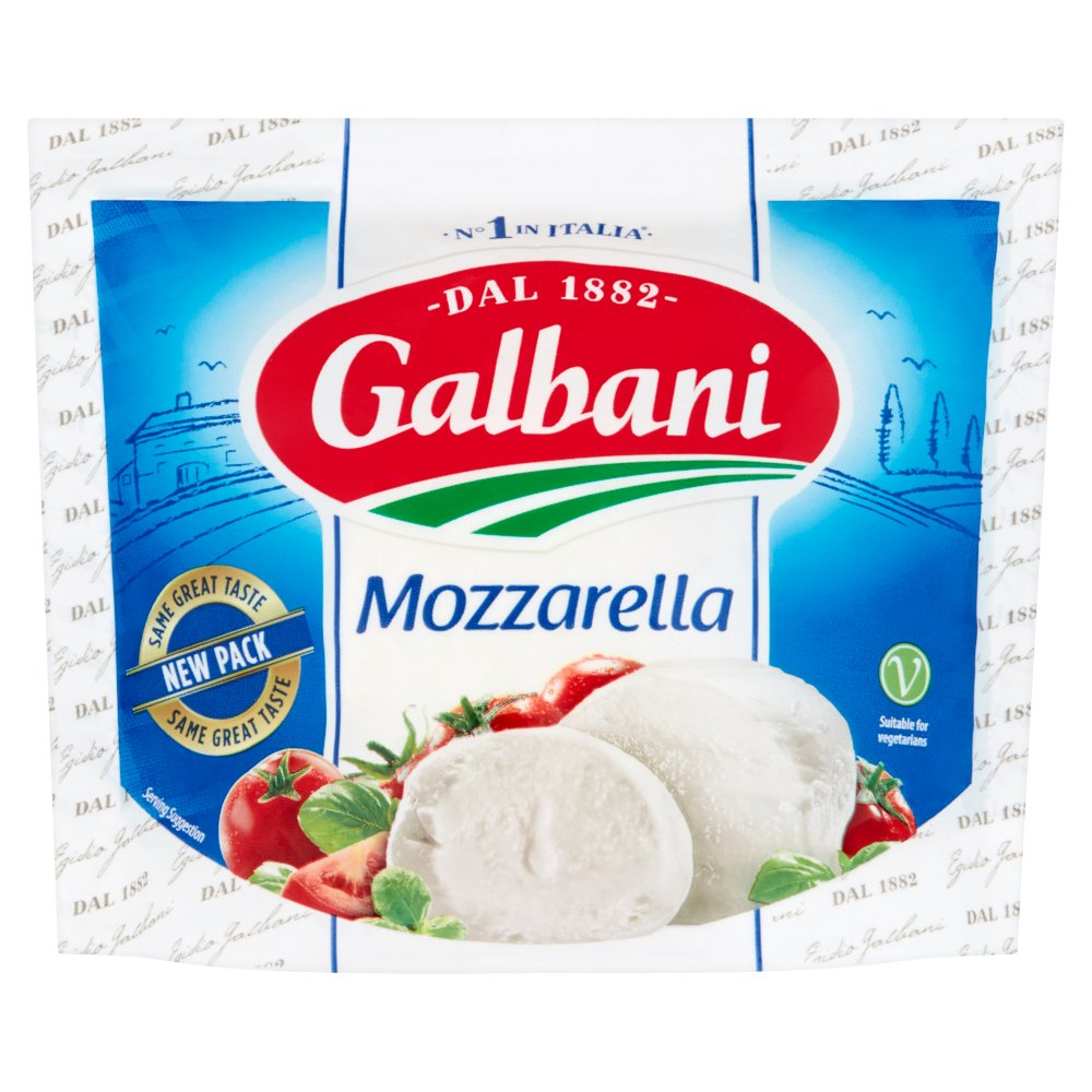 Galbani Italian Mozzarella Cheese 225g