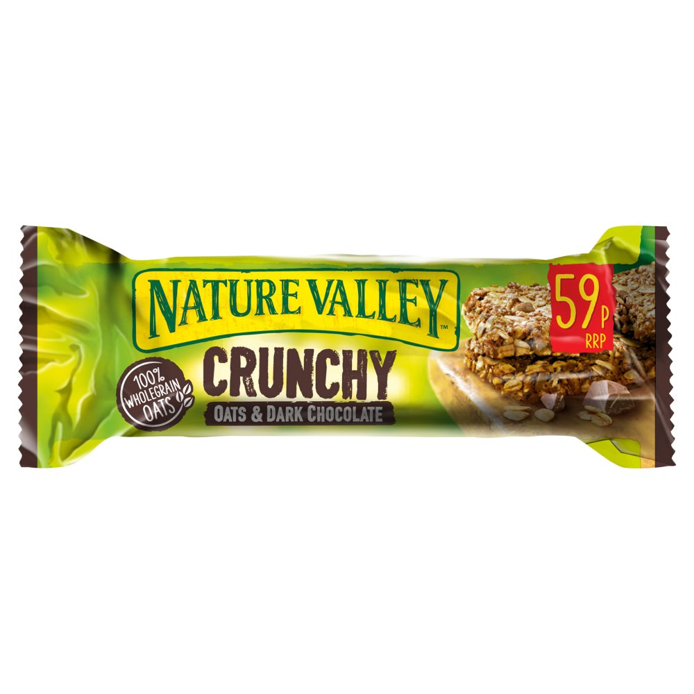 Nature Valley Oats & Chocolate PM 59p
