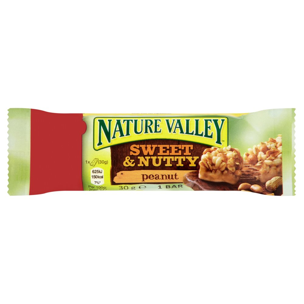 Nature Valley Sweet & Nutty Peanut PM 59p