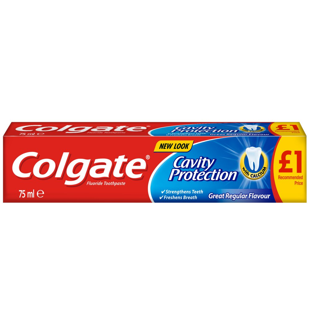 Colgate Ultra Cavity Protection PM £1