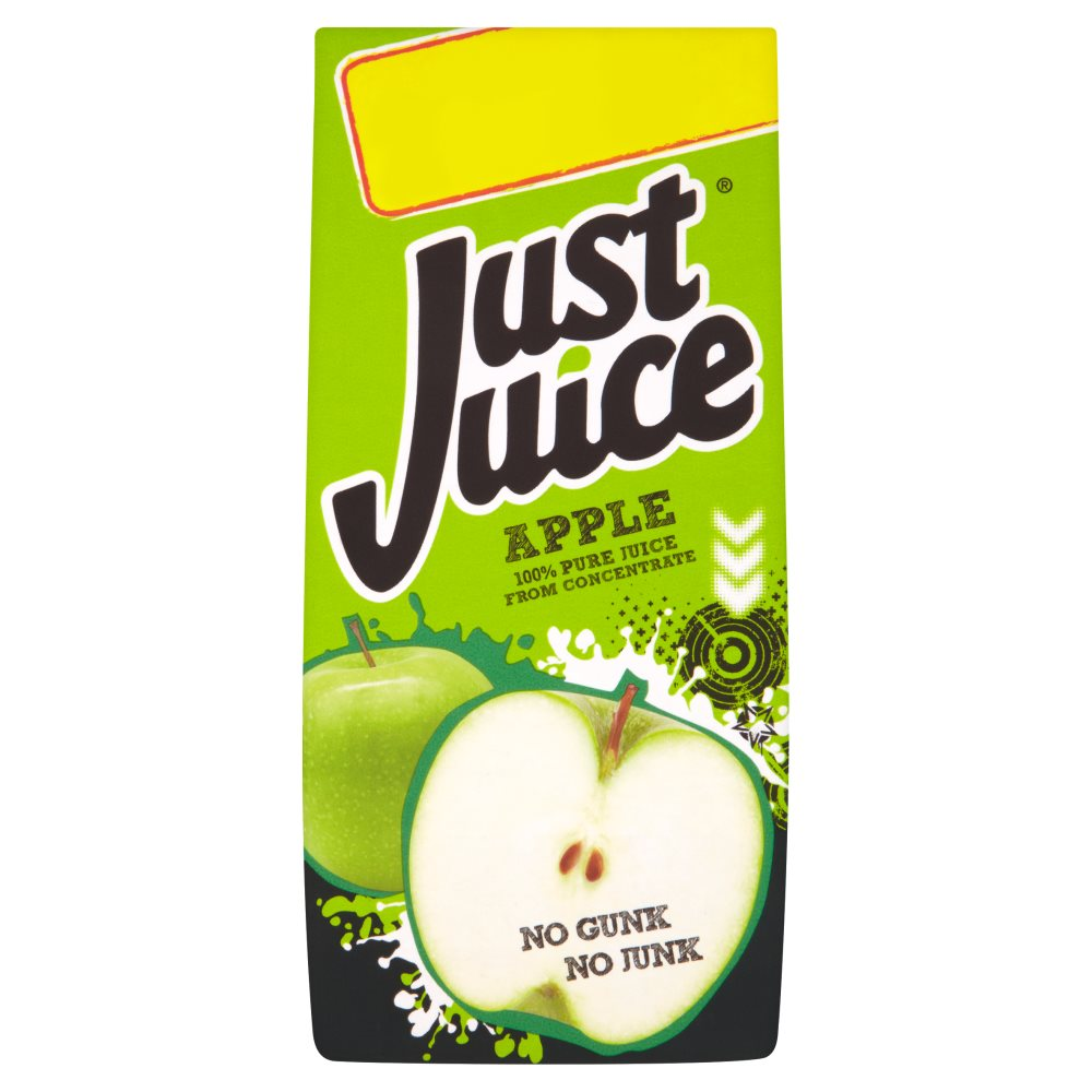 Just Juice Apple PM £1.29 Or 2 For £2
