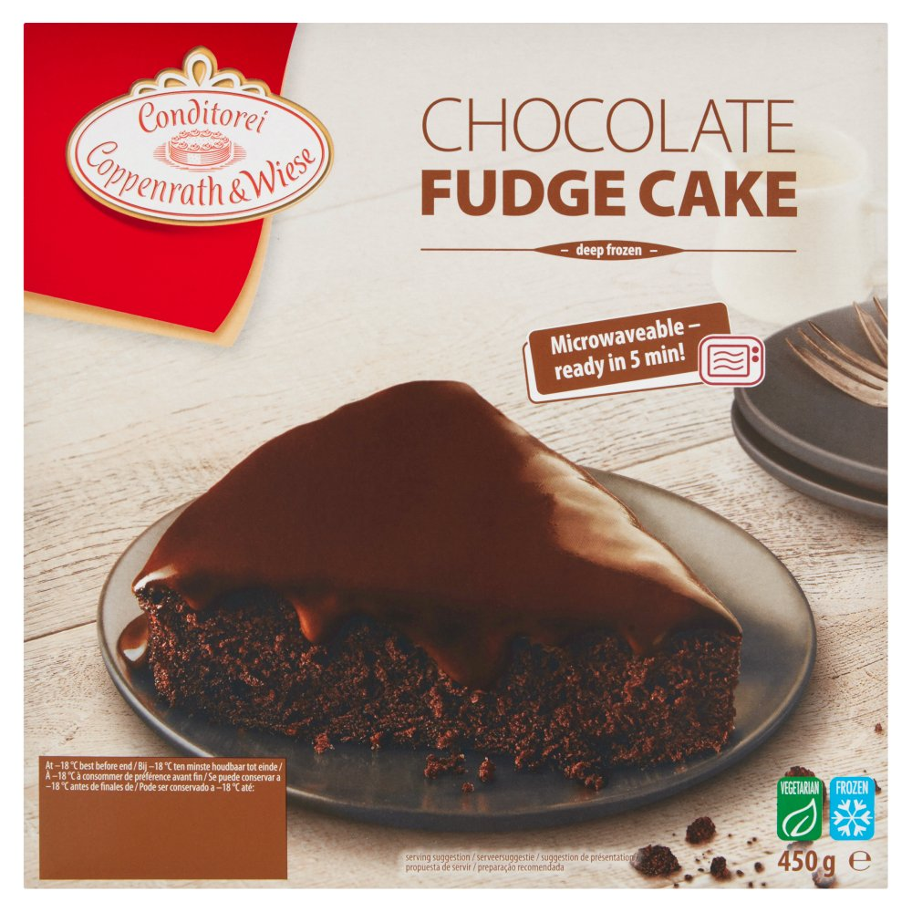 C & W Chocolate Fudge Cake
