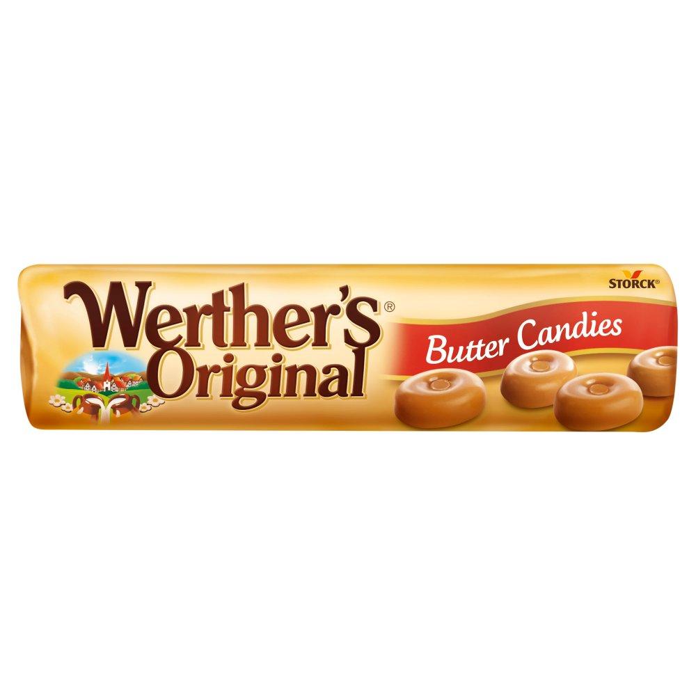 Werther's Original Butter Candies 50g