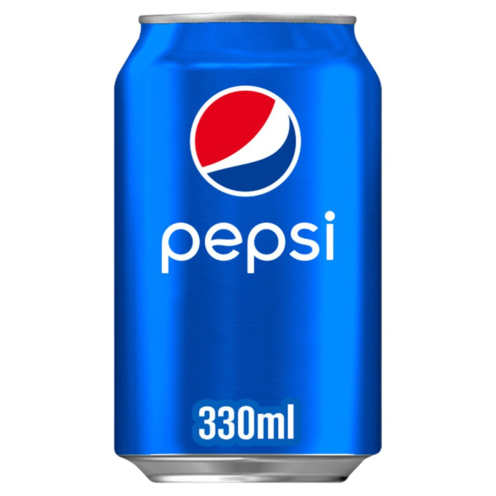 Pepsi Regular Cans 330ml