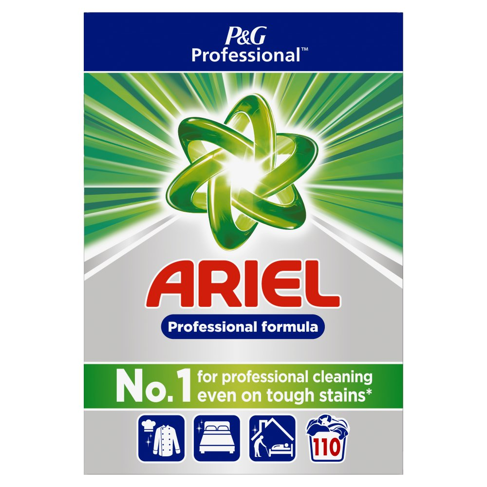 Ariel Powder Regular 110Wash