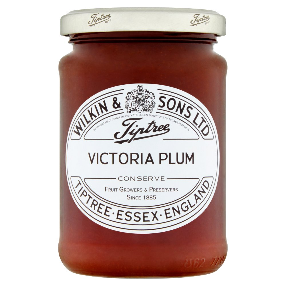 Wilkin & Sons Ltd Tiptree Victoria Plum Conserve 340g