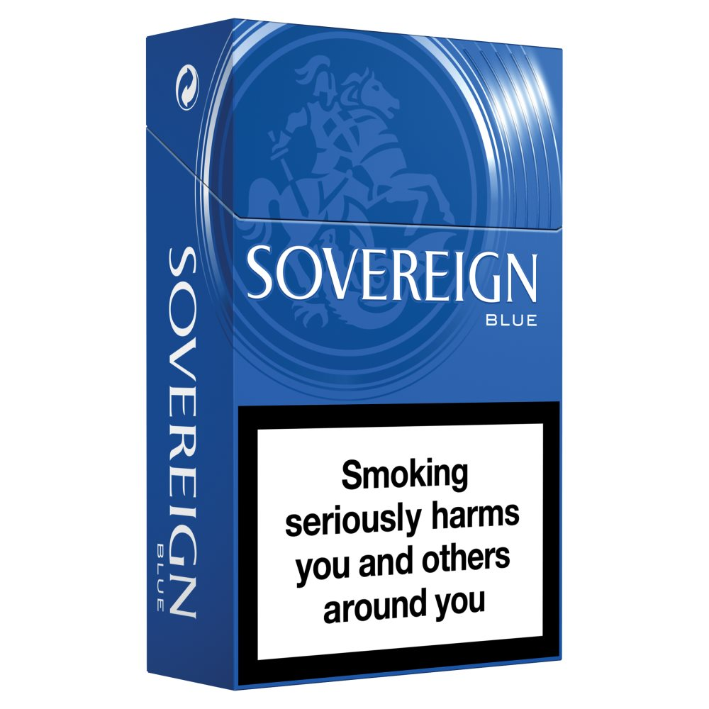 Sovereign King Size Blue