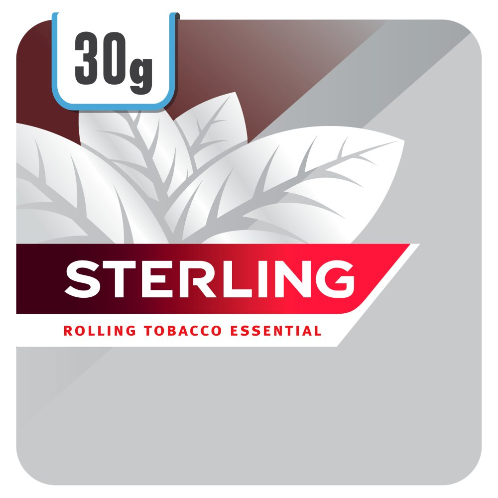Sterling Rolling Tobacco Essential 30g