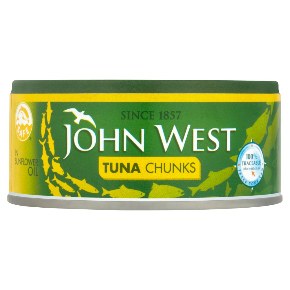 John West Tuna Chunks In Oil